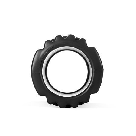 Massage / Exercise Roller for Yoga and Crossfit 33*14 cm BLACK